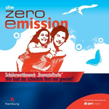 Aussschreibung - Die Zero Emission
