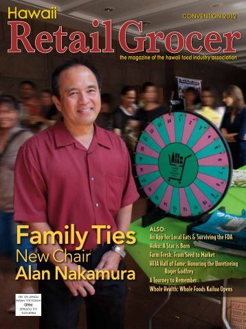 Read magazine - Hawaii Food Industry Association
