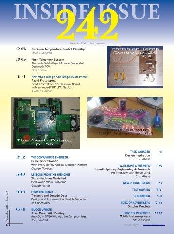 Circuit Cellar, The Magazine for Computer Applications - ELEKTOR.nl