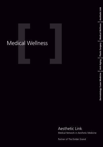 Medical Wellness - The Dolder Grand