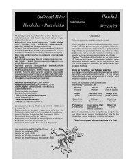 Huichol Wixárika - Huicholes y Plaguicidas