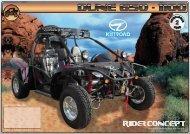Fiche produit - Rider Concept