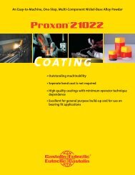 Proxon 21022.indd - Castolin Eutectic