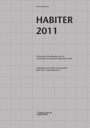Format PDF - Pavillon de l'Arsenal