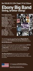 Black History Month - Werkstatt der Kulturen - Page 3