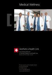 Medical Wellness deutsch - The Dolder Grand