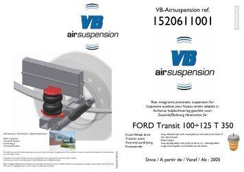 FORD Transit 100÷125 T 350 - Topdrivesystem.it