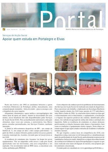 Portal 52 - Instituto Politécnico de Portalegre