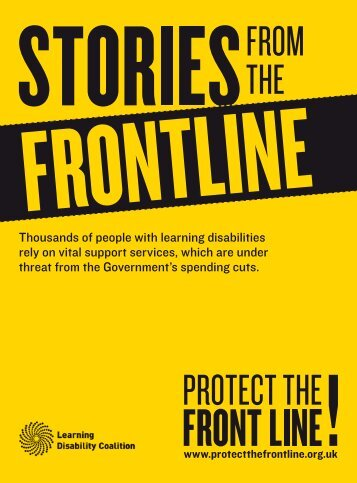 Here - Learning Disability Coalition
