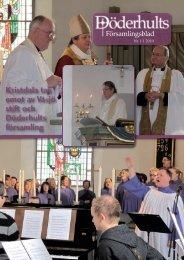 Döderhults församlingsblad nummer 1 2010 - Minkyrka