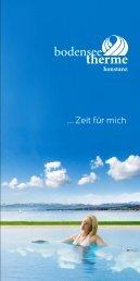 … Zeit für mich - Bodensee Therme Konstanz