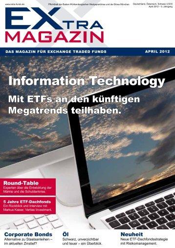information Technology - EXtra-Magazin