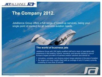 JetAlliance, Vitus Eckert - eBace