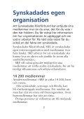 Mer än du anar - Synskadades Riksförbund - Page 2