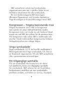 Mer än du anar - Synskadades Riksförbund - Page 4
