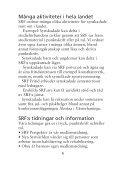 Mer än du anar - Synskadades Riksförbund - Page 6