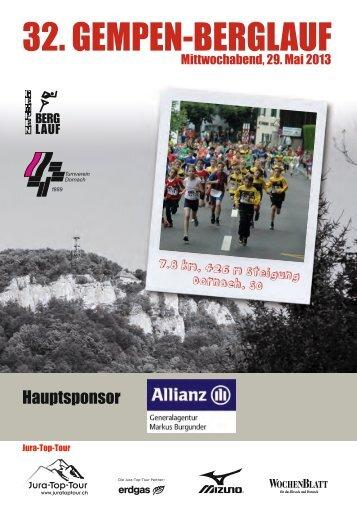 Anzeigen - Jura-Top-Tour
