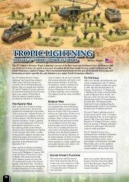Tropic LighTning - Flames of War