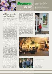 Boymann Brief 01/2008