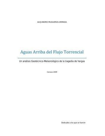 Aguas Arriba del Flujo Torrencial - spancold