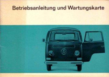 Leseprobe als PDF (5.7MB) - Baduras Volkswagen T2-Bulli Seite