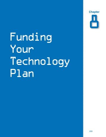 Funding Your Technology Plan - SouthEast Initiatives Regional ...