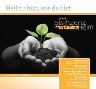 CD-Booklet zum Durchblättern - St. Vinzenz Heim