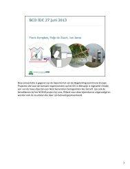 presentatie van Feije de Zwart, Frank Kempkes en ... - Energiek2020