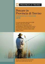 01 marzo 2010 - Vademecum del Pescatore - Pesca - Provincia di ...