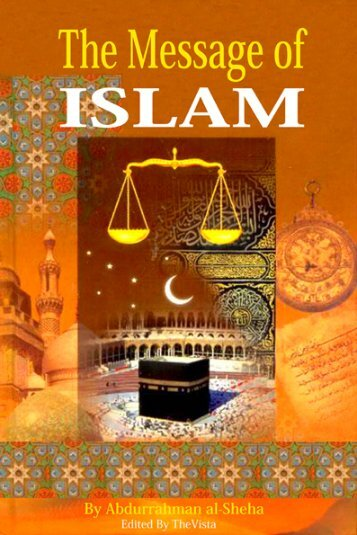 Table of Content - Enjoy Islam