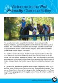 Holidaying with Pets - Clarence River Tourism - Page 5