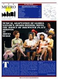 black fact - The Metro Herald