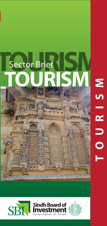Tourisum Profile - Sindh Board Of Investment, Government Of Sindh