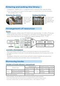Guide to Nagoya University Central Library - Page 3