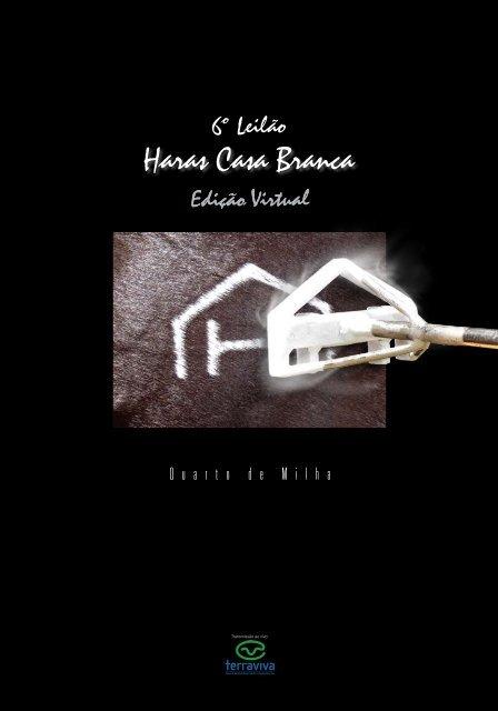 Haras Casa Branca - Portal Do Equino