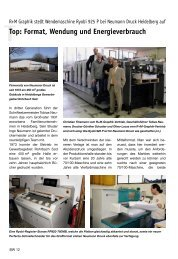 Neumann Druck, Heidelberg - R+M Graphik GmbH