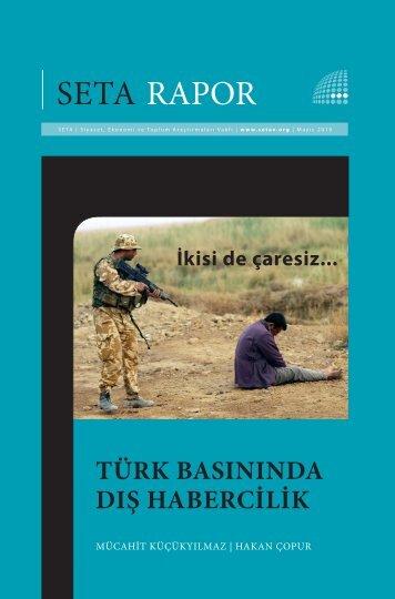 Türk Basınında Dış Habercilik - SETA