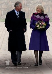 Annual Review 2012 - The Prince of Wales