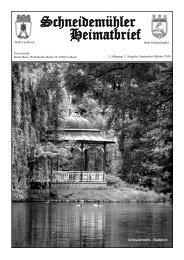 HB 5.5:heimatbrief v2.qxd - Heimatkreis Schneidemühl