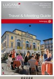 Sales Manual 2011-2012 - Lugano Turismo