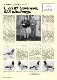 Mestre endnu engang i Sektion 54: L. og M. Sørensen, 023 »Aalborg