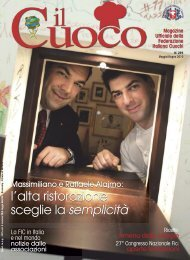 Scarica versione PDF - Federazione Italiana Cuochi