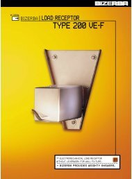 type 200 ve-f - Bizerba Polska Sp. z oo