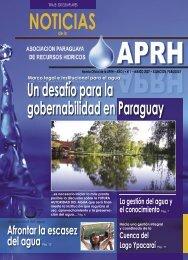 Cuenca del Lago Ypacaraí - foro agua