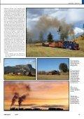Schmalspurdampf in Südafrika – die Sandstone Farm - Tanago.de - Seite 2