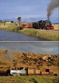 Schmalspurdampf in Südafrika – die Sandstone Farm - Tanago.de - Seite 3