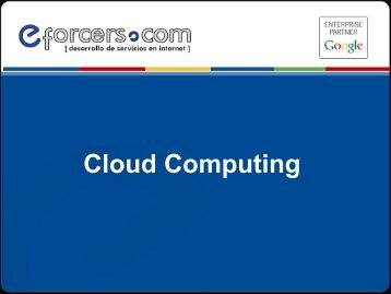 Qué NO es Cloud Computing - Fitac