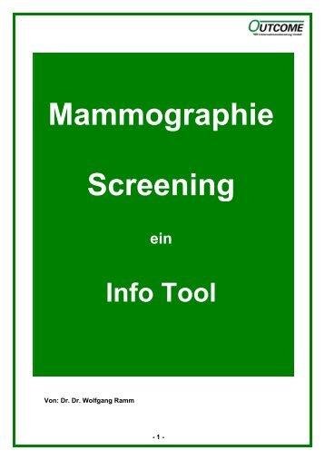 Mammographie Screening - Medknowledge