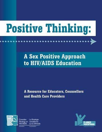 Positive thinking - Canadian Public Health Association