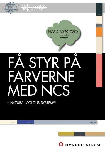 – natural Colour system®© - Byggecentrum